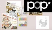 Get Creative w/ Paper w/ the Kaisercraft EOFY Sale! Shop Adult Colour In Books, Gel Pens, Journals, Flourishes, Paper Cutters & Blades, Paints & More