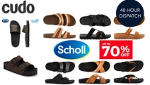 Don't Compromise Comfort in Footwear! Shop this Scholl Sandals Sale! Treat Your Feet to Quality & Chic Sandals, Crafted w/ BioPrint Technology