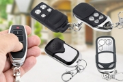 Locked Out? Make Replacing Your Lost Garage Door Remote Easy! Lightweight Replacement Remote Compatible w/ a Range of Garage Door & Gate Models