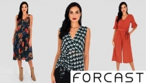 For Affordable Women's Corporate Wear, Shop the Forecast Mid-Season Sale! Range of Elegant Styles Incl. Dresses, Blouses, Pants, Jumpsuits & More
