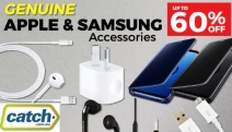 Get the Most Out of Your Phones w/ this Range of Genuine Apple & Samsung Accessories! Shop Up to 60% Off Power Adaptors, Micro-USB Cables & More