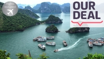 VIETNAM & CAMBODIA w/ FLIGHTS 11-Day Tour w/ Best Travel Cambodia! Incl. Transfers, Select Meals, English Speaking Tour Guide, Boat Rentals & More!