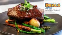 Spoil Your Tastebuds w/ a Delicious 3-Course Mod Oz Lunch or Dinner + Drinks @ Memento Lounge & Bistro! Mantra 2 Bond St Location, Sydney CBD