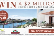 Support the Prince of Wales Hospital Foundation for Your Chance to Win a Luxury Home on the Gold Coast Worth $2 Million! Buy Your Tickets Now!