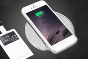 Quit Cables & Charge Your Device Wirelessly w/ a QI Wireless Charger! Suitable for iPhone 6/6s, 5/5s, Samsung S3, Note 2, Note 3, S4 & S5