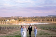 Live Your Fairytale w/ a Romantic Wedding Package @ Stunning Hunter Valley Estate for Up To 50 Guests! Ceremony, Reception, Drinks, 3-Courses & More!