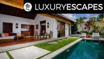 CANGGU, BALI Palatial Private Pool Villa Bliss w/ 24-Hr Butler Service @ Saba Villas! 5 Nights w/ Lavish Dining Inclusions, Massages & More. Opt for 7N