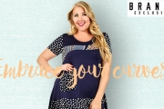 Aster Plus Size Brings a Collection of Styles Made for Women with Curves! Feat. Flattering Fits & On-Trend Styles Incl. Tunics, Dresses & More