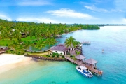 SAMOA Relax in Polynesian Paradise w/ 6 Nights at the Sinalei Reef Resort & Spa! Stay in a Garden View Villa w/ Breakfast, Spa, Cocktails & More