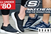 Banish Blisters & Stay Comfy w/ Skechers! New Styles for The Whole Family - All Under $80! Shop a Great Range for Running, Workout, School & More