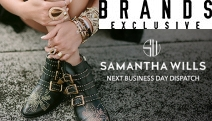 Bohemian Luxe Fused with Raw & Polished Stones Make the Samantha Wills Sale Simply Extraordinary! Incl. Free Jewellery Box w/ Every Purchase. Plus P&H