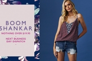 Shop the Vibrant Collection From Boom Shankar Incl. Tops, Dresses, Jumpsuits, Skirts & More in a Range of Gorgeous Colours & Prints!
