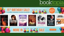 Grab Your Next Page Turner w/ Booktopia's 15th Birthday Mega Sale! Enjoy Up to 90% Off Books Across a Range of Genres, DVDs, Calendars & Diaries + More