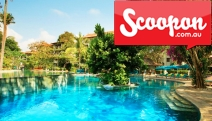 BALI 5* Luxury 7-Night Stay at Award-Winning 5* Novotel Nusa Dua! Incl. Brekkie, 3-Course Dinner, Beach Club Access, Massages, Beers, Transfers & More