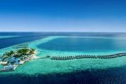 MALDIVES Island Paradise w/ 5 Nights at in an Ocean Front Beach Villa at Child-free Centara Ras Fushi Resort & Spa! All-Incl. Meals & Alcohol & More