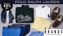 Style Up the Whole Family at the Polo Ralph Lauren Shop. Save Up To 49% Off a Range of Men's, Women's & Kids Clothing, Footwear, Accessories & More!