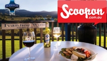 Treat Your Someone Special w/ a VIP Seated Wine Tasting & a Cheese Plate for 2, Plus a Take-Home Bottle of Wine @ Ivanhoe Wines! Upgrade for 4-Ppl