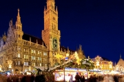 GERMANY & AUSTRIA Be Enchanted w/ a Christmas Market Tour! 7 Days of Winter Wonderland in Munich, Nuremberg, Salzburg & Vienna. Incl. Brekkie & More