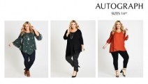 Ladies, Celebrate Your Curves w/ the Autograph 30% Off Full Priced Tops & Knitwear! Shop On-Trend Tunics, Blouses + More in Chic Designs & Colours