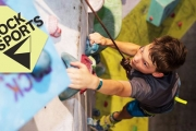 Reach New Heights w/ an All-Day Indoor Rock Climbing Pass at Rocksports Indoor Rock Climbing, Fortitude Valley! Incl. Harness Hire & Safety Demo