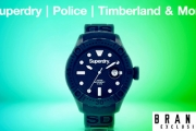 Now's the Time to Inject Instant Style into Your Look w/ this Stylish Selection of Watches! Feat. Superdry, Police, Timberland & More. Plus P&H
