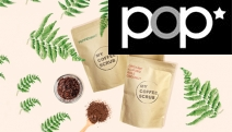 Give Your Facial Skin some TLC w/ this Luxurious All Natural Face & Body Scrub, My Coffee Scrub! Made w/ Vitamin E Oils & Evaporated Sea Salts