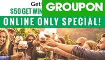 Stock Up the Cellar! Get $50 Credit to Spend on Wine at Get Wines Direct - $99 Min. Spend! One of Aus' Largest Selection of Boutique Wines Online