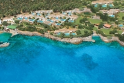 CRETE, GREECE Spectacular 5* Private Beach Escape at Elounda Mare Relais & Châteaux in Elounda, Crete! 4-Nights w/ Brekkie, One Dinner, Bubbly & More