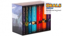 Discover the Magical World of Harry Potter w/ The Complete Collection! 7-Book Series By J.K. Rowling Perfect for Seasoned Potter Heads or Newcomers