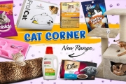 The PURR-FECT Gift for Your Feline Friend is Just Waiting for You at The Cat Corner - Food, Toys, Furniture, Grooming & More from All the Best Known Brands