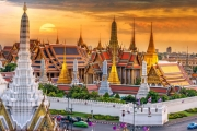 BANGKOK Experience the Buzz of Bangkok from the Lap of Luxury w/ 3 Nights at 5* JW Marriott Hotel Bangkok! Incl. VIP Executive Lounge Access & More