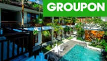 SEMINYAK w/ FLIGHTS Have a Ball w/ 7 Nights in Bali at D'Djabu Hotel, Seminyak from Just $499 Incl. Flights! Deluxe Room w/ 2 Daily Meals & More