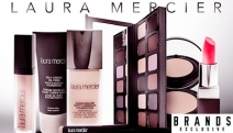 Create a Flawless Face & Accentuate Your Natural Beauty w/ Laura Mercier Cosmetics! Shop Hydrating Primer, Long-Lasting Foundation, Concealer & More