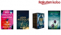 Find Your Next Great Read w/ this Collection of eBooks from Rakuten Kobo! Ft. Range of Genres from Fiction & Literature, Mystery & Suspense + More