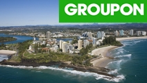 COOLANGATTA Get Away for 3 Nights to the Bella Mare Beachside Apartments! 2-Bedrooms for Up To 4 People, Only Steps From the Beach. Incl. Wine