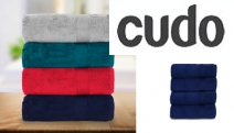 Stock Up on Luxury w/ this Collection of Luxury Living 620GSM Towel Multipacks! Woven from 100% Cotton for Superior Absorbency & Quick-Drying Action