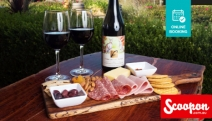 Take in the Picturesque McLaren Vale Wine Region w/ a Wine Tasting & Grazing Platter + Take-Home Bottle for 2 @ Fork in the Road Wines! Opt for 4-Ppl