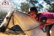 Ride with the Horses of Showbiz with an Hour-Long Group Riding Lesson from $35 at Hawkesbury Valley Equestrian Centre! Available Wednesday to Sunday