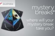 MYSTERY BREAK Feeling Spontaneous? Surprise Someone Special w/ a Virgin Australia Mystery Break! Includes Rtn Flights, 4-5 Star Accom. & More