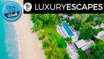 PHUKET Amazing Family Holiday w/ 7 Nights at 5* Marriott's Renaissance Phuket Resort! Incl. All Meals, Daily Cocktails + 2 Kids Stay, Eat & Play Free