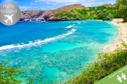HAWAII w/ FLIGHTS Enjoy the World-Famous Waikiki Beach with 5 Nights at Ramada Plaza, Waikiki! Stay in a City View Room, Minutes from the Beach