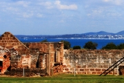 Discover the Dramatic Historic Ruins of St Helena w/ a 'Prison Life Experience' Cruise on Moreton Bay! Incl. Guided Tour & Gourmet Picnic Lunch