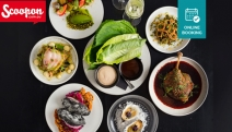 Savour 1 of Bondi's Top Rated Restaurants w/ a 5-Dish Tasting Menu w/ Side & Sparkling Cava for 2 @ Blanca Bar & Dining! Crispy Duck, Oysters & More