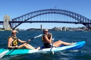 Hit the Waters with a 2-Hour Guided Kayaking Experience Around Sydney Harbour from Sydney Adventure Guides! Incl. All Equipment & Digital Photos