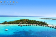 BORA BORA 5-Night Paradise Escape at 5* Sofitel Bora Bora Private Island Resort w/ Comfort Package, Incl. Brekkie, Sunset Champagne, Gift & More