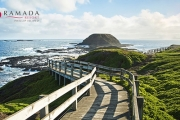 PHILLIP ISLAND Get Back to Nature w/ a 2 or 3 Night Cottage Stay at Ramada Resort Phillip Island! Enjoy Late Check-Out & Wine on Arrival