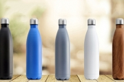 Your Drinks will Stay Colder or Hotter for Longer w/ these 750ml Vacuum-insulated, Stainless Steel Drink Bottles! Choose from 5 Different Colours