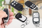 Replace Lost Garage Door & Gate Remotes without a Fuss w/ a Replacement Garage Door Remote! Ft. Slim & Lightweight Designs for Easy Portability