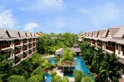 THAILAND w/ FLIGHTS 10-Night Tropical Getaway at 4* Centra by Centara Phu Pano Resort Krabi + The Kata Palm Resort & Spa! Brekkie, Thai Massage & More