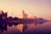 INDIA Be Dazzled By India's Magic w/ a 10-Day Luxury Tour! Taj Mahal, Safari Ft. Bengal Tigers, Sunset Cruise, Daily Brekkie, Internal Flight & More